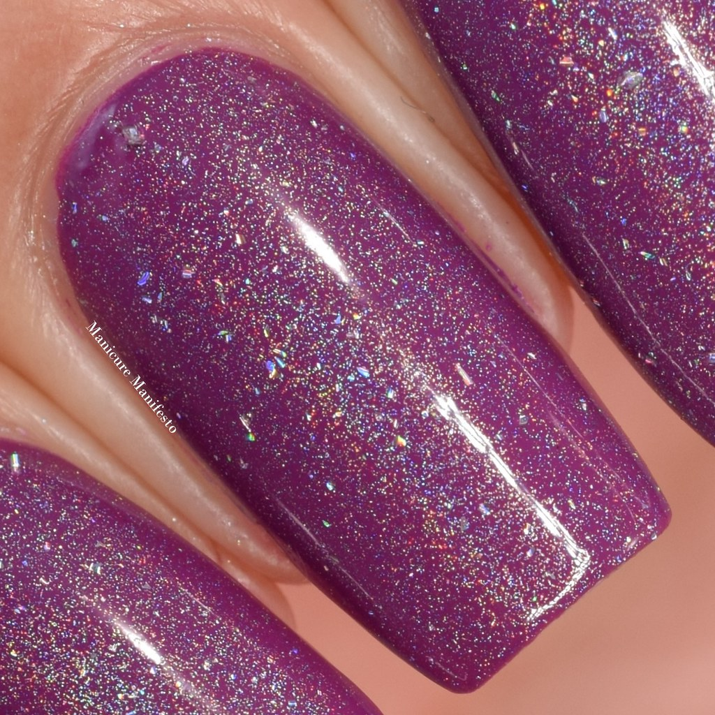 Lucky 13 Lacquer Stardust