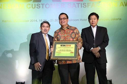 Indonesia Customer Satisfaction Award 2014