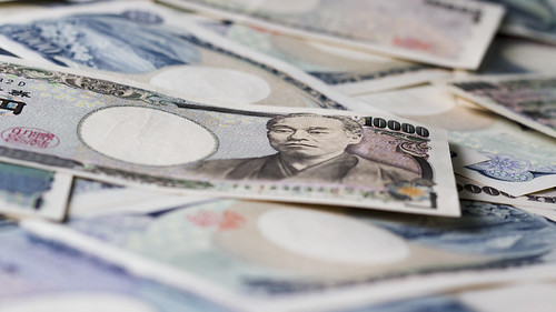 Yen bills | by Japanexperterna.se