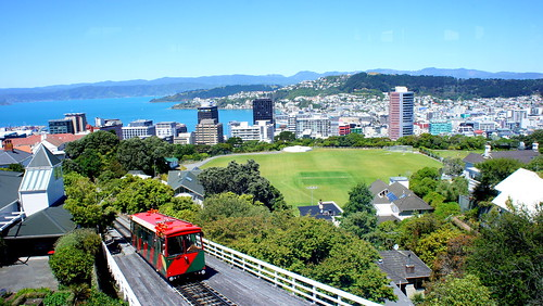 Cable Car, Wellington, New Zealand | by the.gray.scale