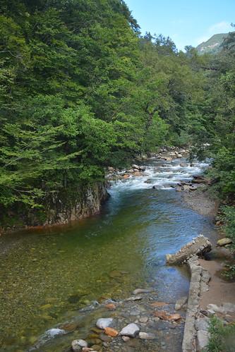 湯桧曽川(群馬県)
