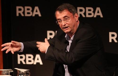 Vicent Partal, periodista y director de Vilaweb.