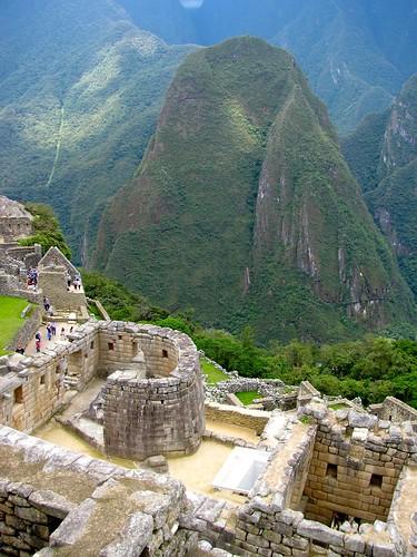 Templo del Sol. Machu Picchu