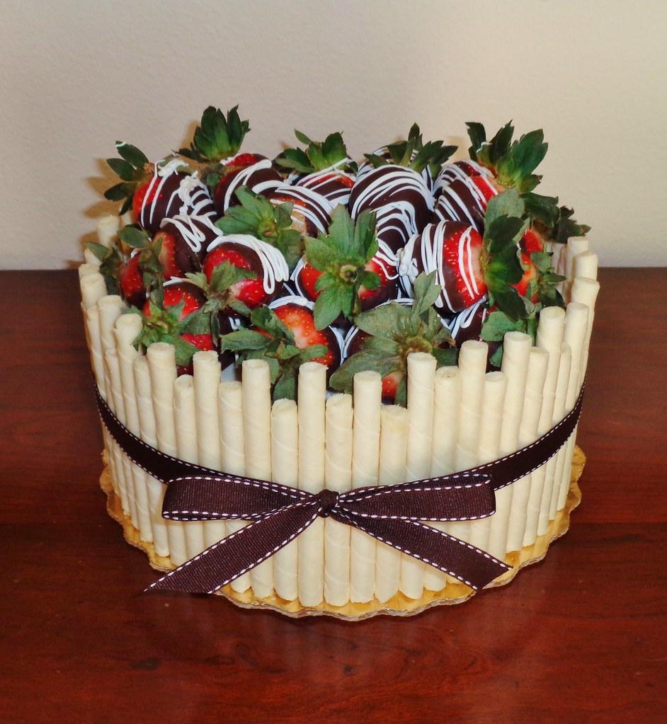 In Vanilla Cake