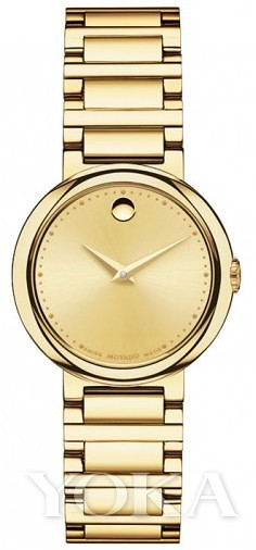Movado 0606704 ladies quartz watch-collaborative music series is $ 11400