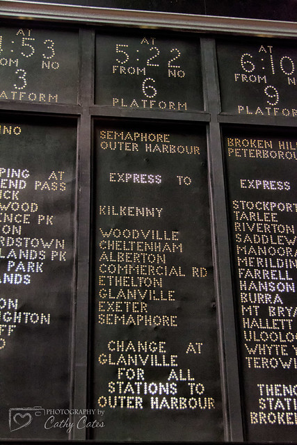 SA Train Stations