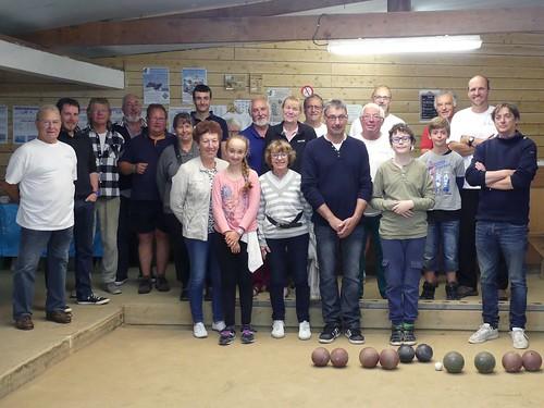 03/08/2016 - Plougasnou : 5ème séance d'initiation gratuite aux boules plombées