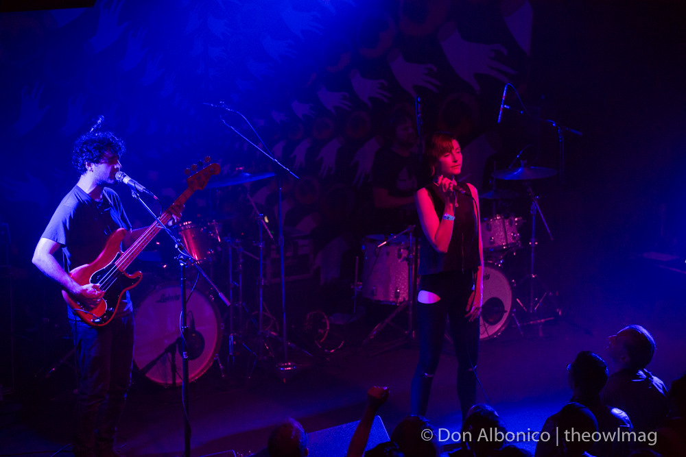 Polica @ the Indpendent, San Francisco 8/4/16