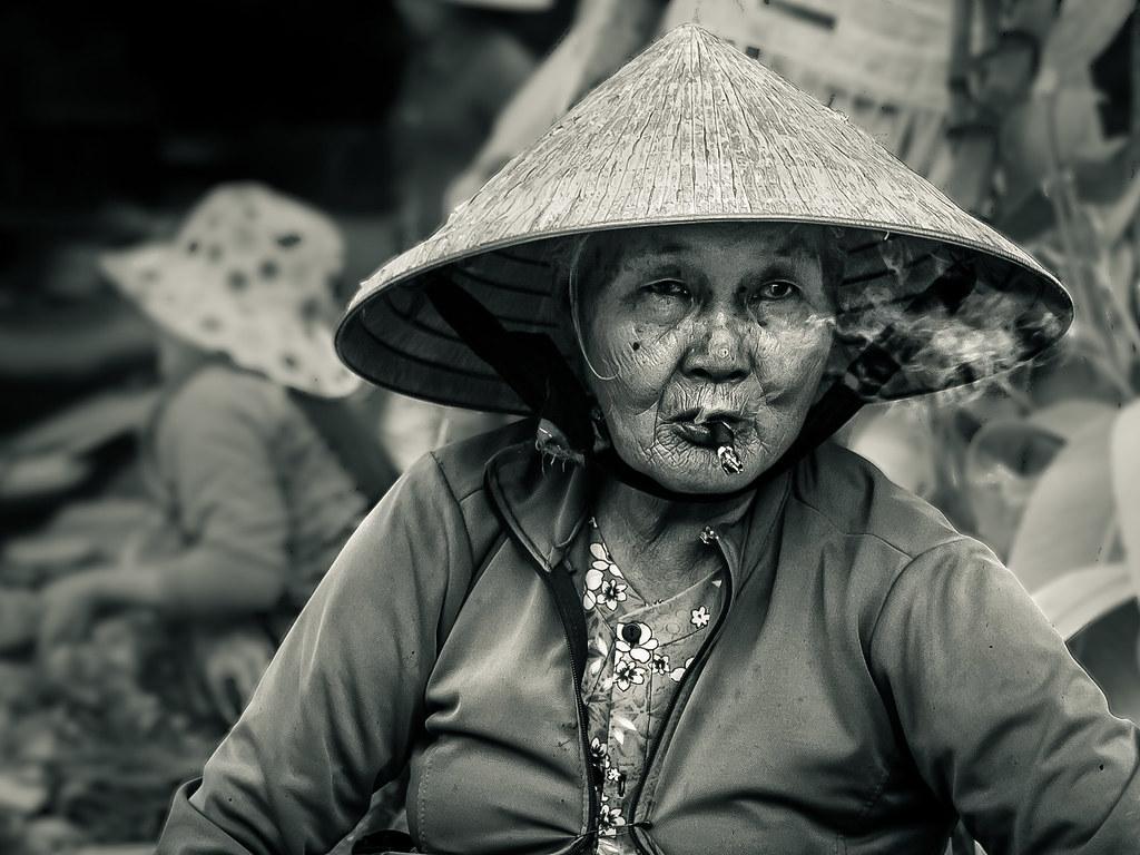 Grandma post gallery asian