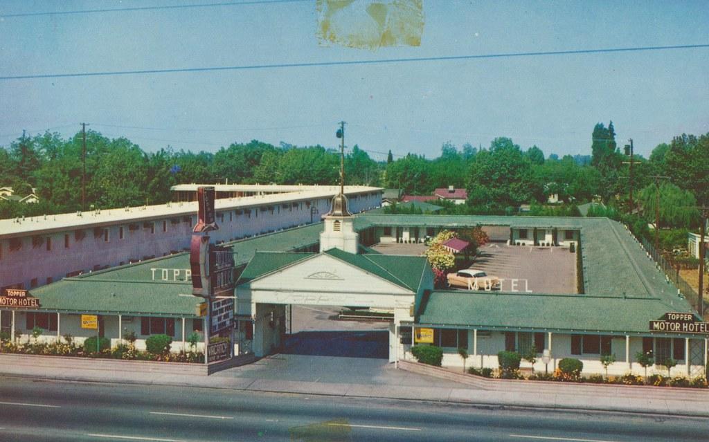 Motel  Bakersfield California Ave