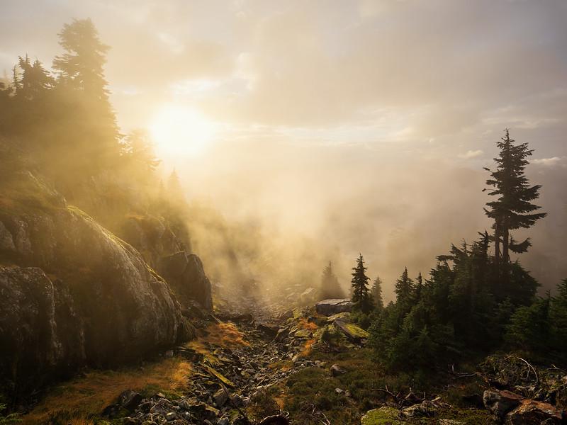 Mt. Seymour magic