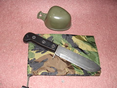 British army M.O.D.  3, 127 survival knife by Alan 13-7