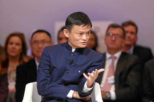 An Insight, An Idea with: Jack Ma | by World Economic Forum