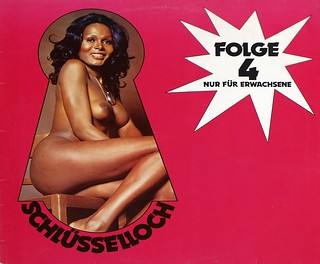 "SCHLUSSELLOCH Folge 4 Pssst Sexy Cover Entertainment for Adults 12"" MAXI-SINGLE / LP VINYL"