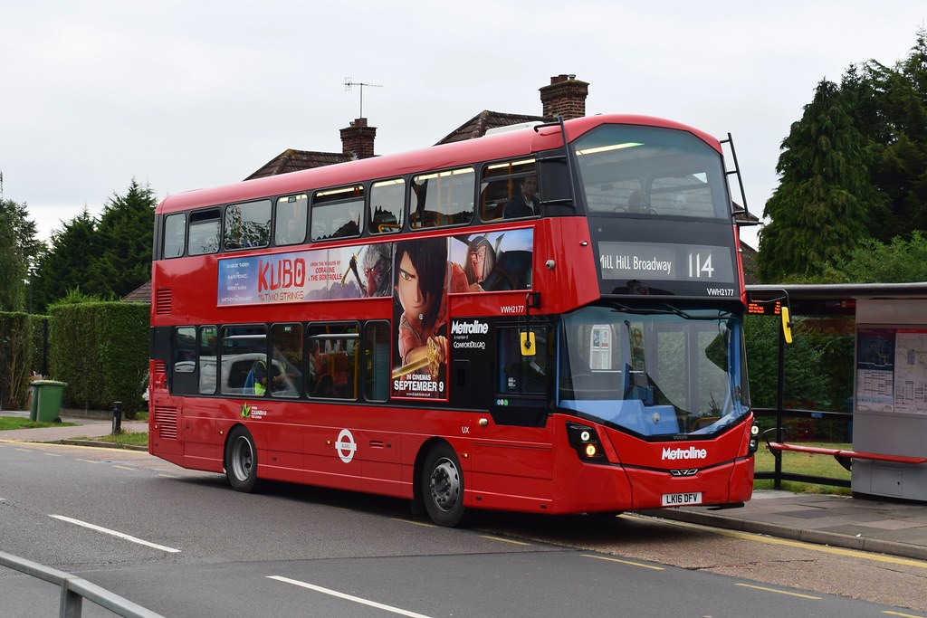 Metroline Wright Eclipse Gemini 3 [Mark 2] bodied Volvo B5… | Flickr