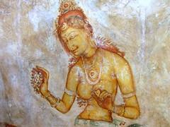 Le fanciulle di Sigiriya