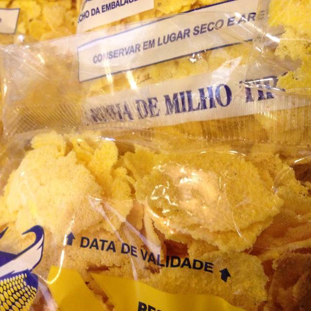 Farinha Milho Farinha de Milho Biju Das