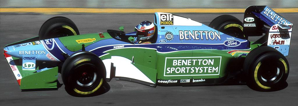 Michael Schumacher Benetton B194 Canada 1994