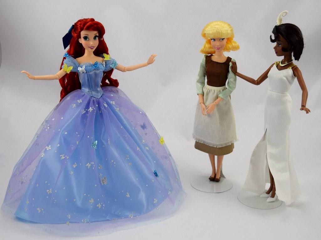 Fairytale Designer Ariel Doll in Royal Ball Cinderella\'s O… | Flickr