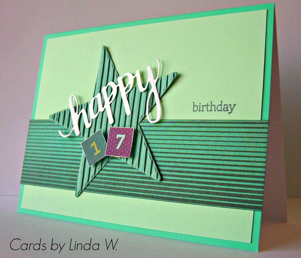 Card For My Nephew's Birthday. Hero Arts