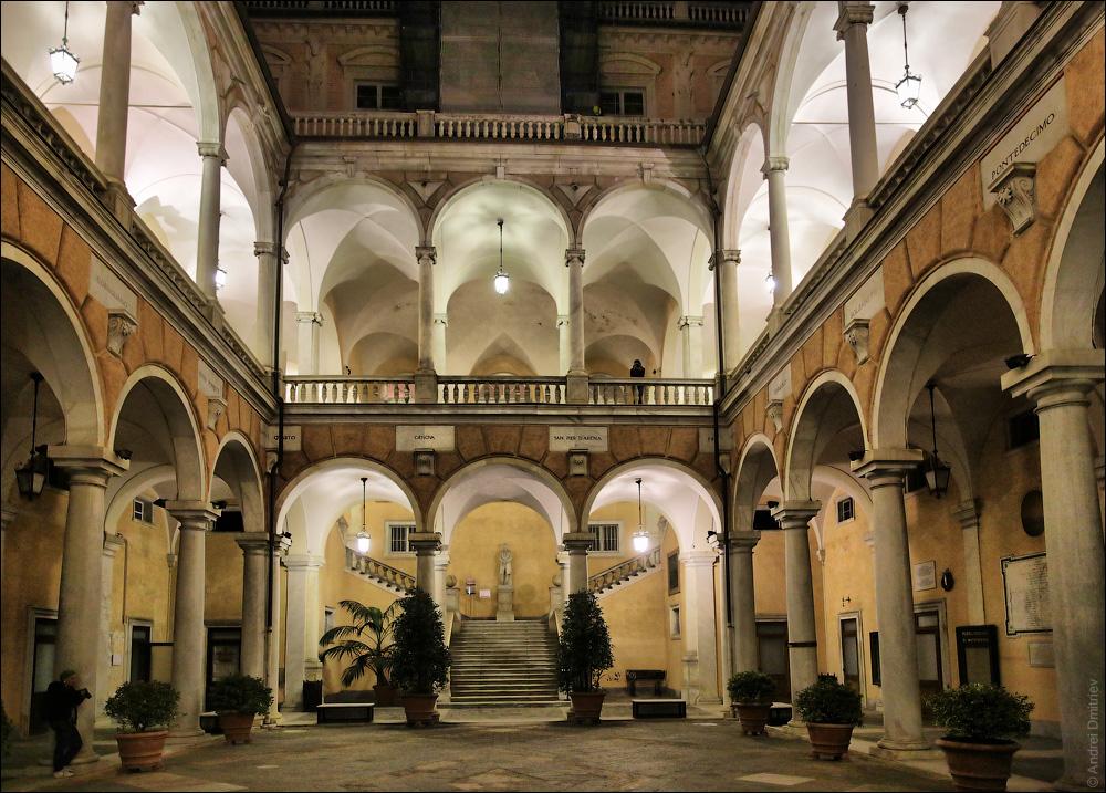 Университет Генуи