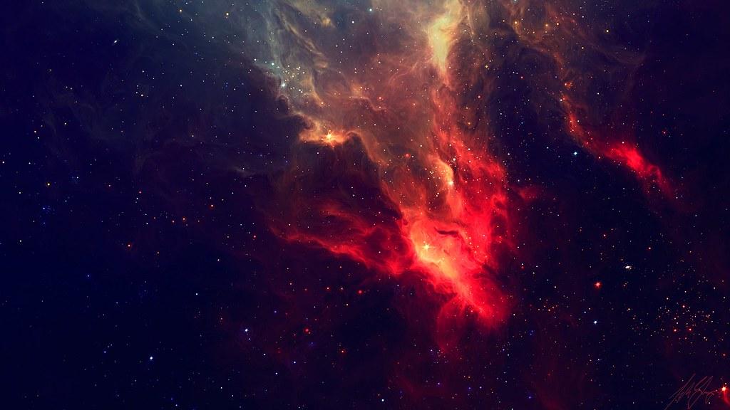 Colorfull Galaxy Wallpaper Tumblr Cross HD 4K Resolution