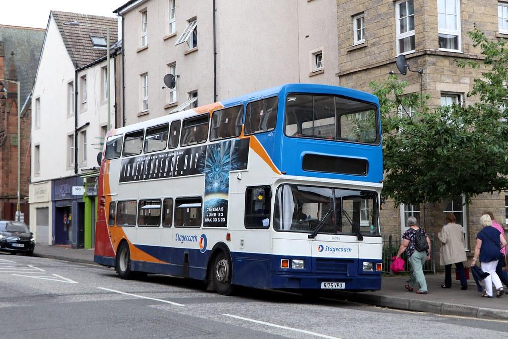 16075 R175VPU Stagecoach Perth   by busmanscotland 16075 R175VPU Stagecoach  Perth   by busmanscotland