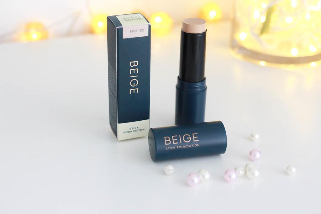 Beige foundation stick 6