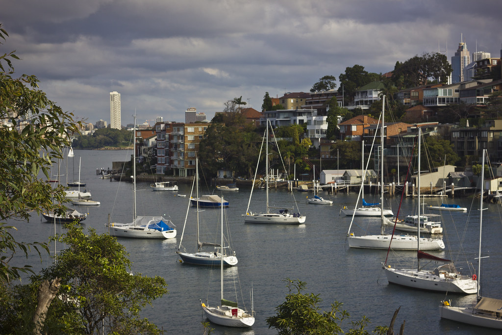 Kirribilli to Cremorne