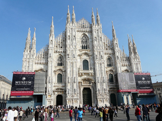 Il Duomo. El lugar más imprescindible que ver en Milán