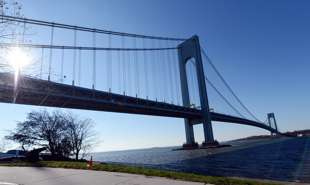 Verrazano-Narrows Bridge Celebration