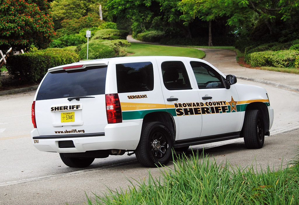 2014 Chevy Tahoe >> Broward Sheriff Police Chevy Tahoe | Kev Cook | Flickr