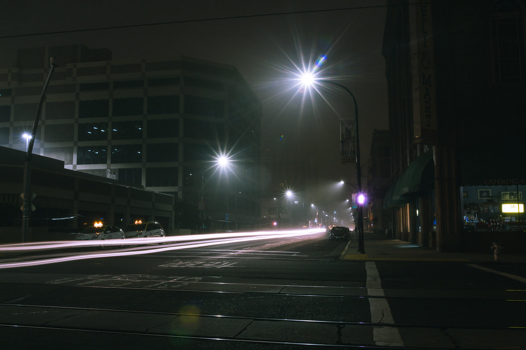 ... Light Trails in Downtown Sacramento | by Kevin Cortopassi & Light Trails in Downtown Sacramento | Follow me on Twitter/Iu2026 | Flickr