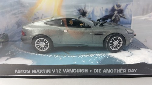 james bond 007 aston martin v12 vanquish die another day. Black Bedroom Furniture Sets. Home Design Ideas