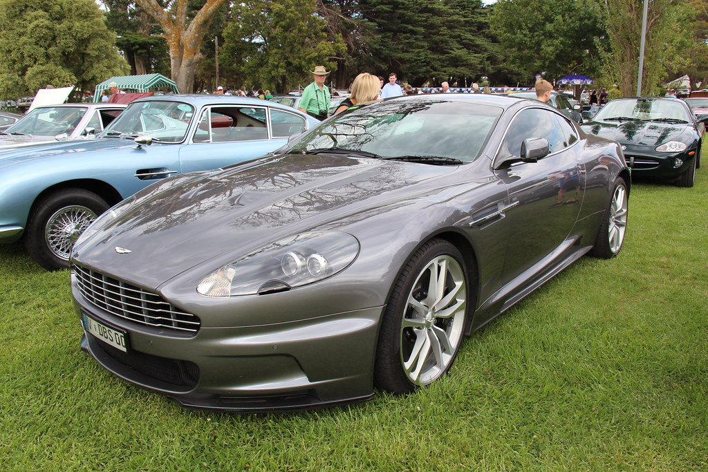 Aston Martin DBS V Aston Martin Always Made Luxury Flickr - How many aston martin dbs were made