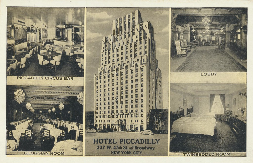 Hotel Piccadilly - New York, New York