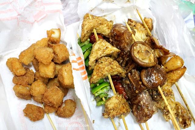 [台中]神州窯烤(興安店)--怎麼辦,忍不住宵夜時段買一份來吃啊!@興安路 北屯區
