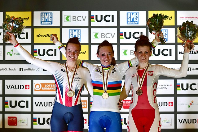 2016 UCI Junior Track Cycling World Championships - Day 1