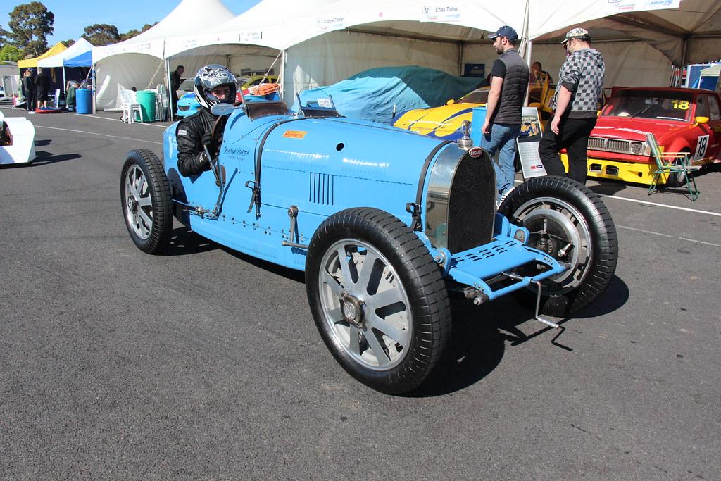 1927 Bugatti Type 35c Grand Prix The Type 35 Was The