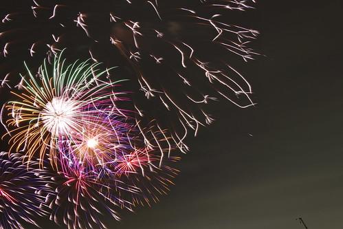 Toride Tone-RIver Fireworks Festival 2016 16
