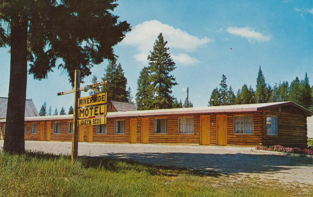 Riverside Motel - McCall, Idaho