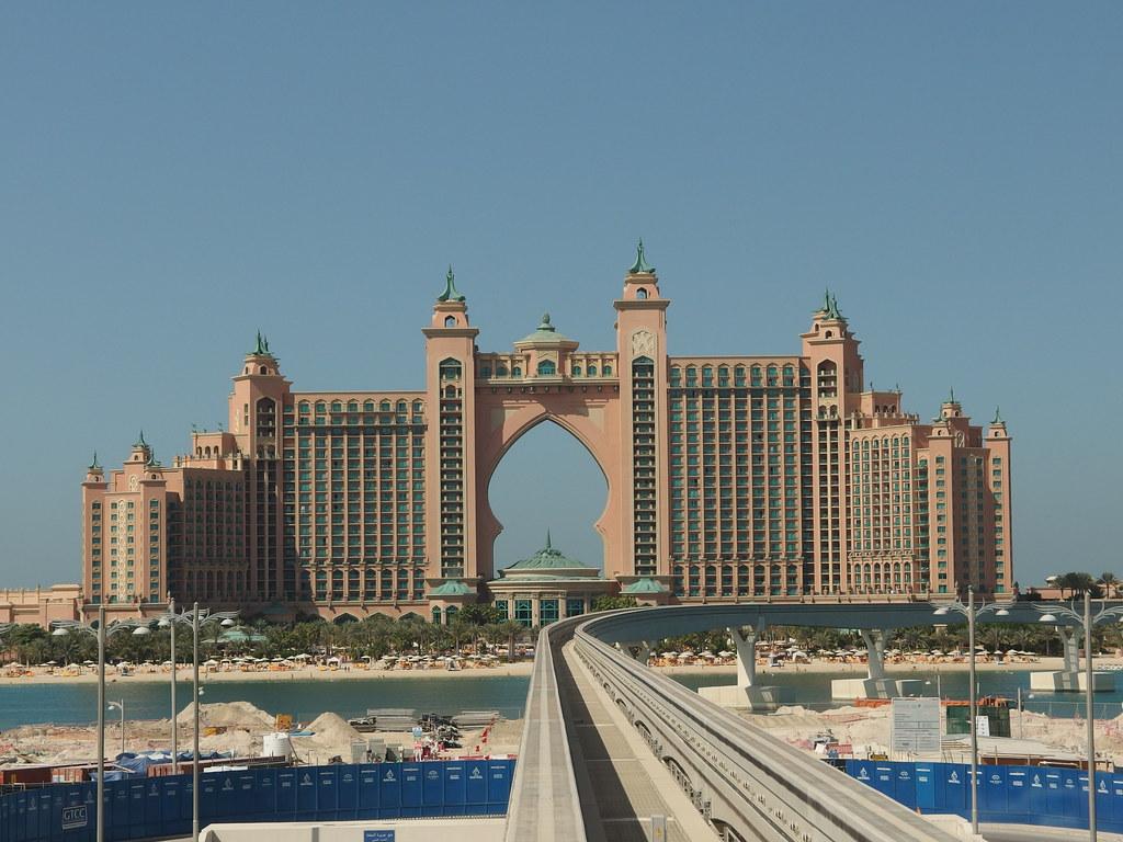 Hotel Atlantis The Palm Gunstig Buchen