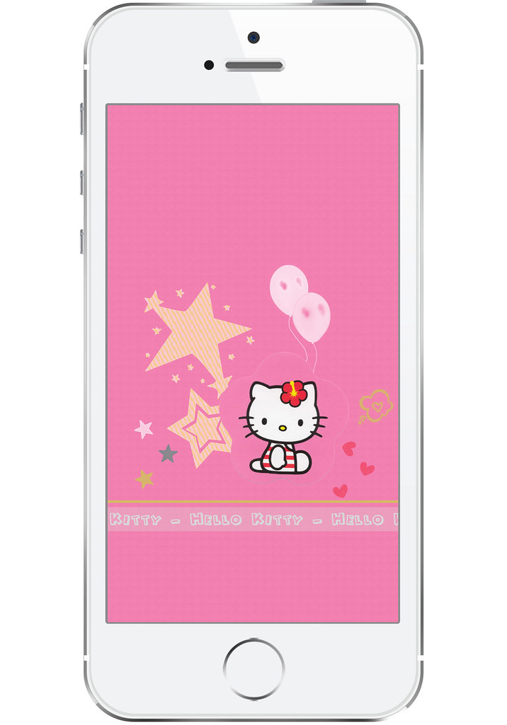 Hello Kitty Wallpaper For Iphone Hello Kitty Wallpapers Ip Flickr