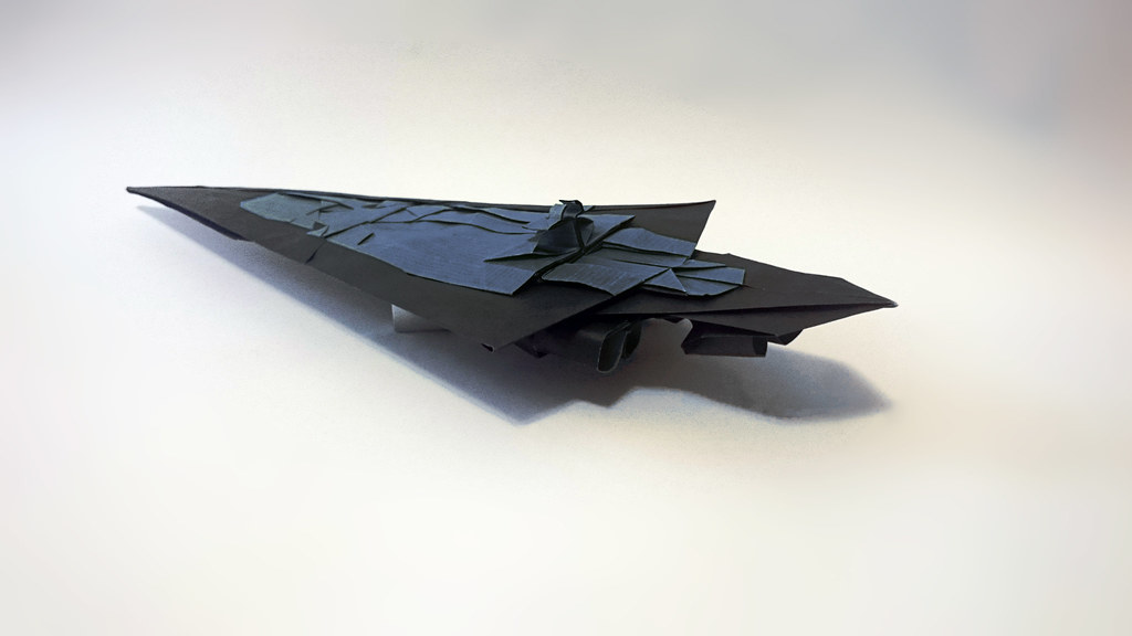 Executor Class Super Star Destroyer - Morisue Kei | Artur ... - photo#22