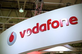 Vodafone | by Janitors