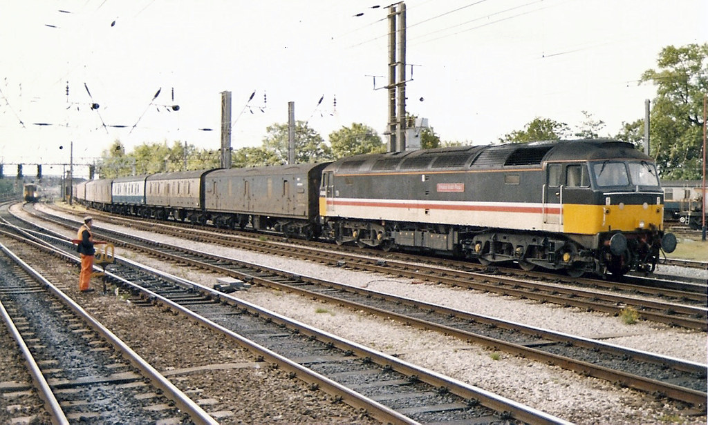 ... 47490 Preston | by British Rail 1980s and 1990s