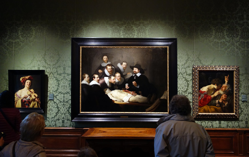 Rembrandt, The Anatomy Lesson of Dr. Tulp gallery view | Flickr