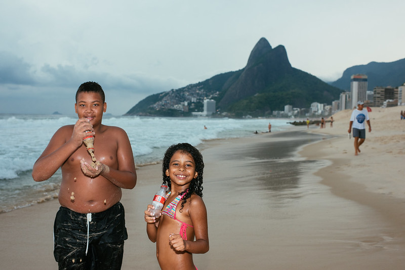 The Kids from Ipanema