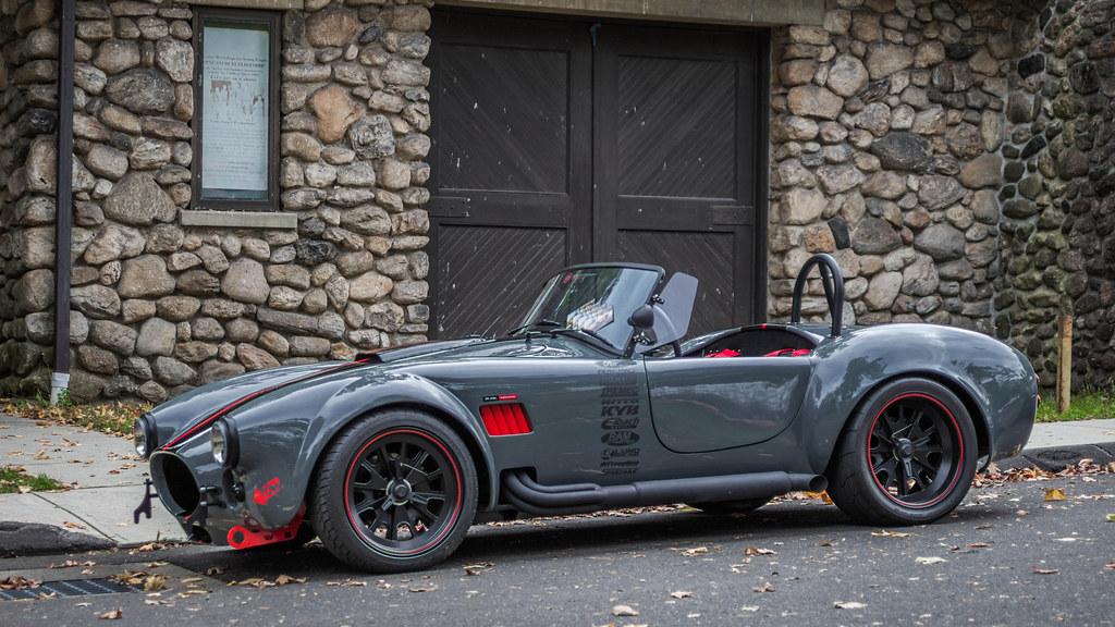 Grigio Red Shelby Cobra Faris Fetyani Flickr