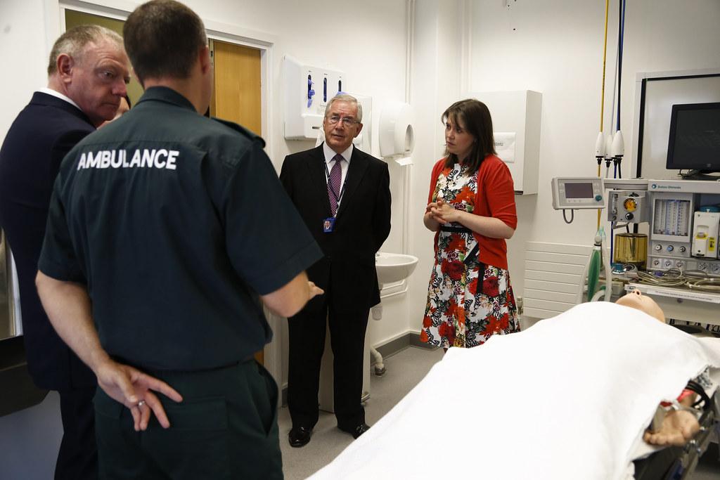 Paramedic Jobs Scottish Islands